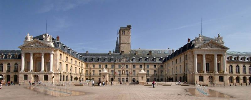 Le palais des États de Bourgogne, XVIIe-XVIIIe siècles